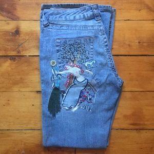 Fluid Jeans